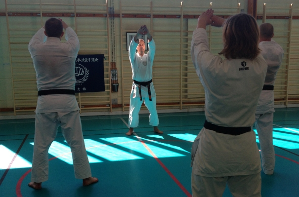 Fruängen karateläger